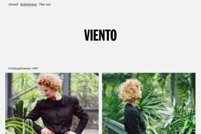 BNR Webseite Viento Web S6 TN